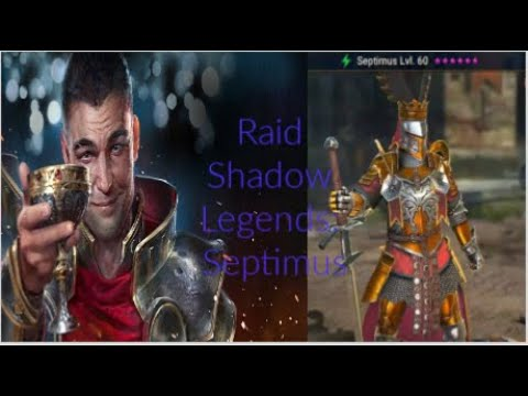 Raid Shadow Legends: Septimus