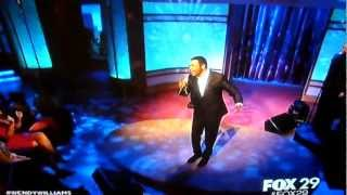 keith sweat performs on wendy williams show