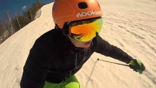 Homemade GoPro 360° swivel helmet
