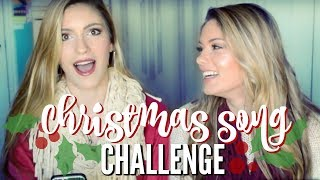 CHRISTMAS SONG CHALLENGE | Diamond Dixie