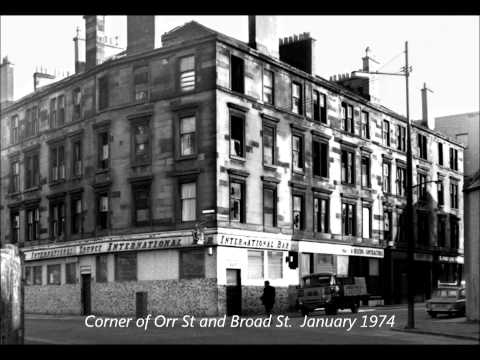Old Glasgow Streets