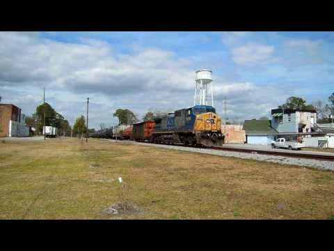 CSX WW Sub Rose Hill Local