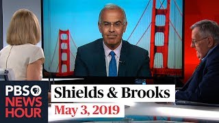 Shields and Brooks on Barr testimony, Democrats' dilemma
