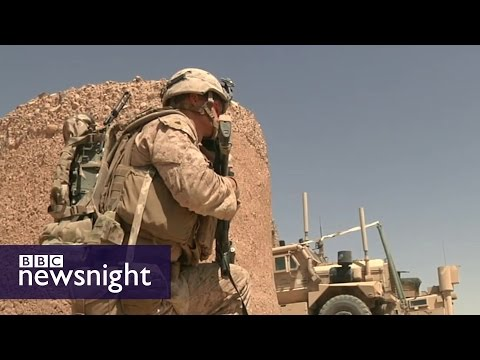 What is Donald Trump's foreign policy? BBC Newsnight