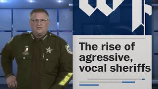 failzoom.com - The rise of aggressive, vocal sheriffs