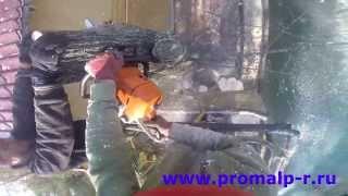 Спил деревьев, удаление пней в Московской области(http://promalp-r.ru., 2015-09-28T14:04:23.000Z)