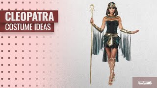 Top 10 Cleopatra Costume Ideas For Halloween 2018 | Get Ready For Halloween