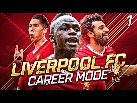 FIFA 18 Liverpool Career Mode #27 - NEW SEASON! 100.000.000 TRANSFER! NEW TRANSFERS!