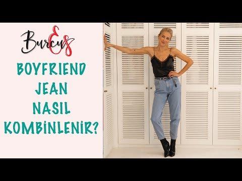 Burcu | Boyfriend Jeanler Nasıl Kombinlenir? | Moda Mı Dediniz?