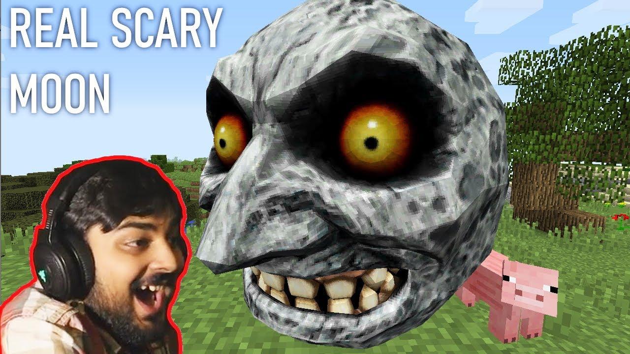 BEST of MUTAHAR Laugh meme Minecraft Edition Part 8 [Scary Moon]