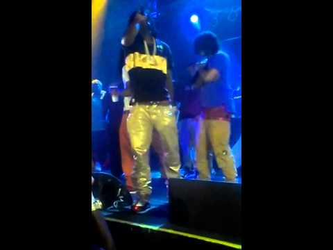 Chief Keef First Day Out (Live)