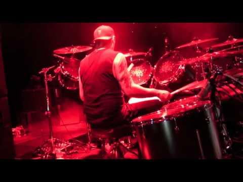 Lombardo Drum Cam Angel of Death.mov