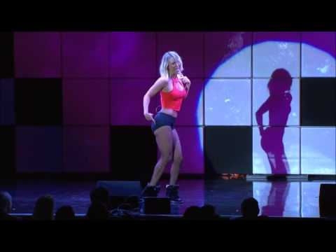 Kaley Cuoco Night at Sardi's Full Performance