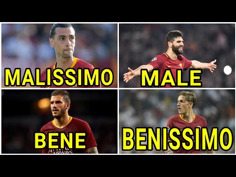 PAGELLONE AS ROMA GIRONE D'ANDATA 2018-19 - SICKWOLF