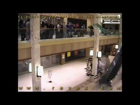 MONROEVILLE MALL TOUR  Greg Nicotero videos Ken Foree giving a tour of the Dawn of the Dead mall