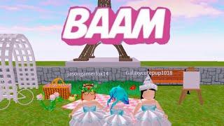 """MOMOLAND """"BAAM"""" M/V [Roblox]"""
