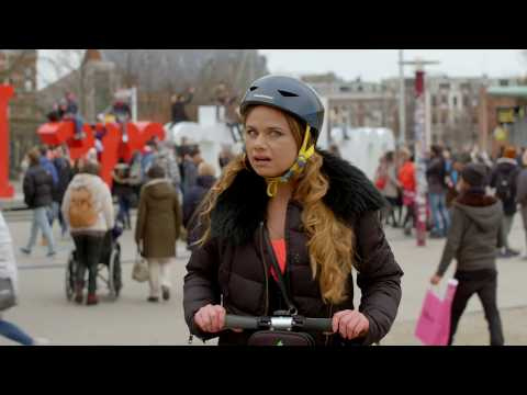 'The number 1 problem in Amsterdam: locals'