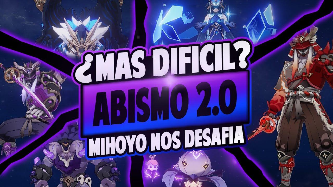 EL DESAFIO DE MIHOYO AUMENTA 💥 Abismo Inazuma 2.0 ¡Como aguantan! | Genshin Impact Español