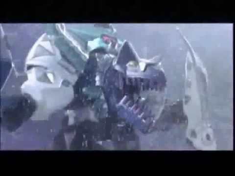Thundersaurus Blizzard Megazord