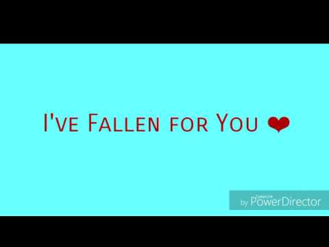 I've Fallen For You by Toni Gonzaga
