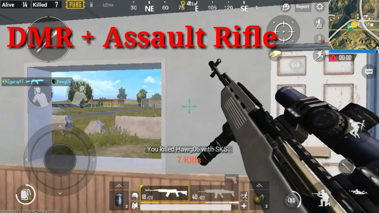 Weapon Synergy Pubg Mobile   How To Select Best Weapons   Pubg Mobile Guide    Pubg Mobile Hindi  G Guruji 10:04 HD