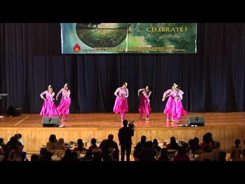Asainthidu Asainthidu - Christmas 2011 Dance