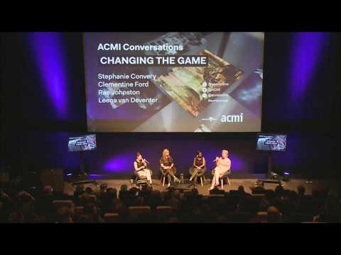 ACMI Conversations: Changing The Game