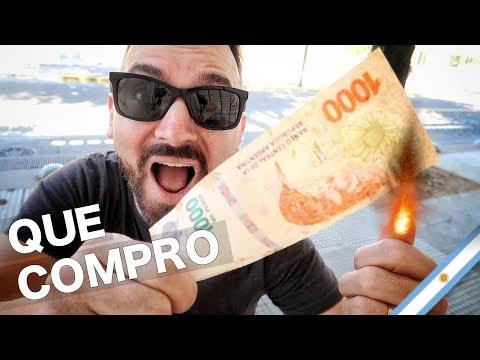 QUE COMPRO CON $1000 ARGENTINA