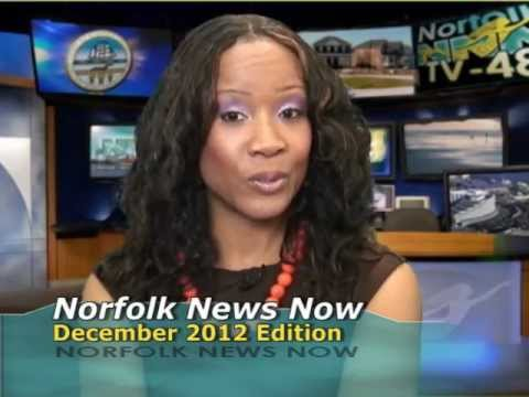 Norfolk News Now - December 1, 2012 Edition