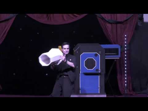 David Berardi Comedy Magic & Illusion Show - Full Show - 1:20 Min.