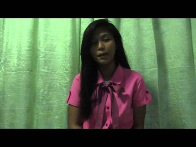 Tugon ng Kabataan sa Isyu ng Lipunan Talumpati sa Filipino 10 ni Theña Zyl Vailoces