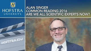 Common Reading: Alan Singer