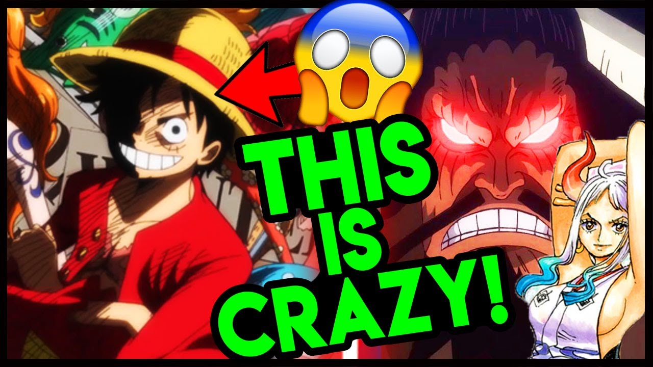 OMG! The Straw Hats are LEGENDS! One Piece Twist