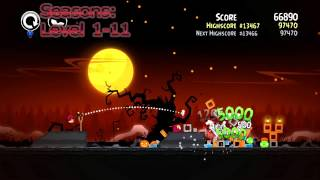 Angry Birds Trilogy - Seasons - Trick or Treat: Level