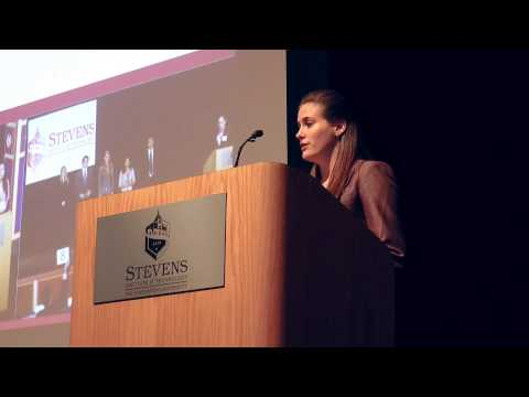 Stevens Institute of Technology: 2013 Elevator Pitch Competition - Dana Lyons - Team Dentwist