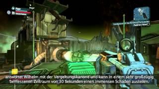 Borderlands: The Pre-Sequel - Kommentiertes Gameplay (E3 2014)   Deutsche Untertitel