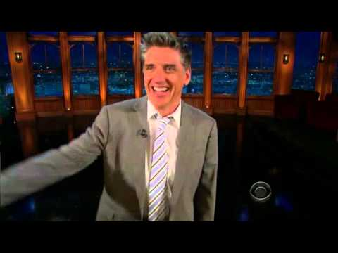 Late Late Show with Craig Ferguson 6/15/2010 Ice Cube, Stan Lee, Tig Notaro