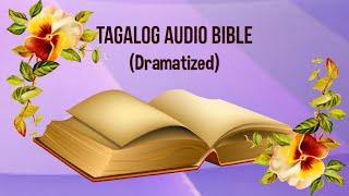 Download lagu (01) The Holy Bible: MATTHEW Chapter 1 - 28 (Tagalog Audio)