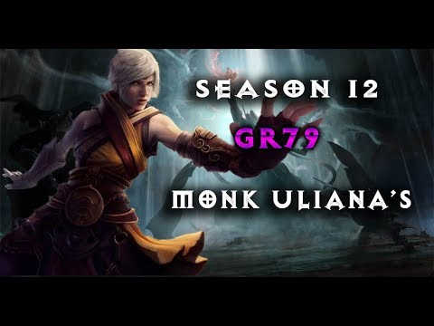 Monk Season  Uliana Build