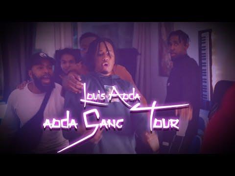 Louis Aoda - AODA GANG TOUR ( MIXTAPE)