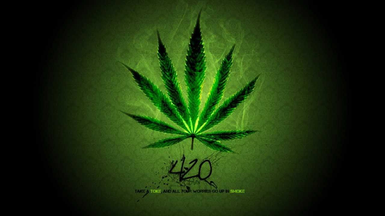 marijuana abstract wallpaper - photo #6