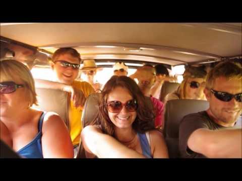 Shebbear College Uganda Expedition 2013 - Minibus Compilation!