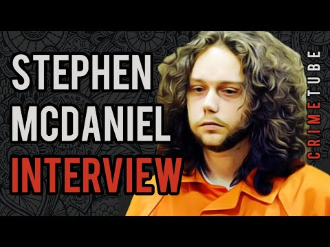 Stephen McDaniel interrogation (Lauren Giddings Murder)