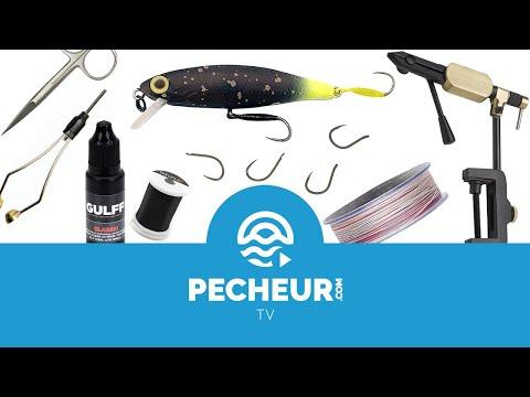 Créer des assist hooks pour la truite  - Tutoriel Pecheur.com