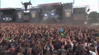 Amon Amarth - The Pursuit of Vikings Live at Wacken Open Air 2014