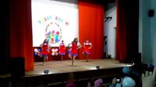 Эксклюзив- Калинка. Крутой танец девчонок!!