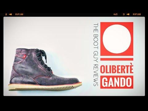 Oliberte GANDO [ The Boot Guy Reviews ]