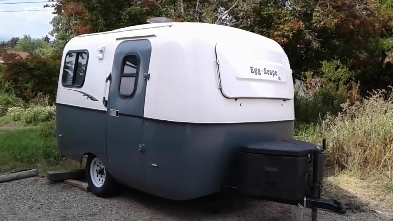 Boler, Boler camping trailer, Boler trailer, complete restoration 1