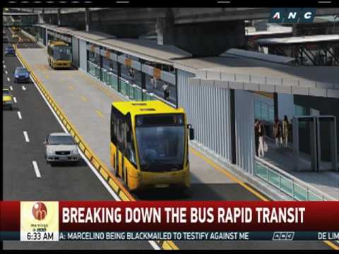 Will bus rapid transit remove bias against public transport?