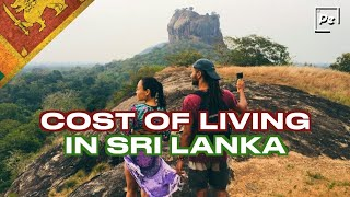 HOW MUCH is it to Live in SRI LANKA? In 2020